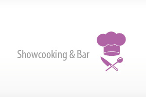Showcooking & Bar