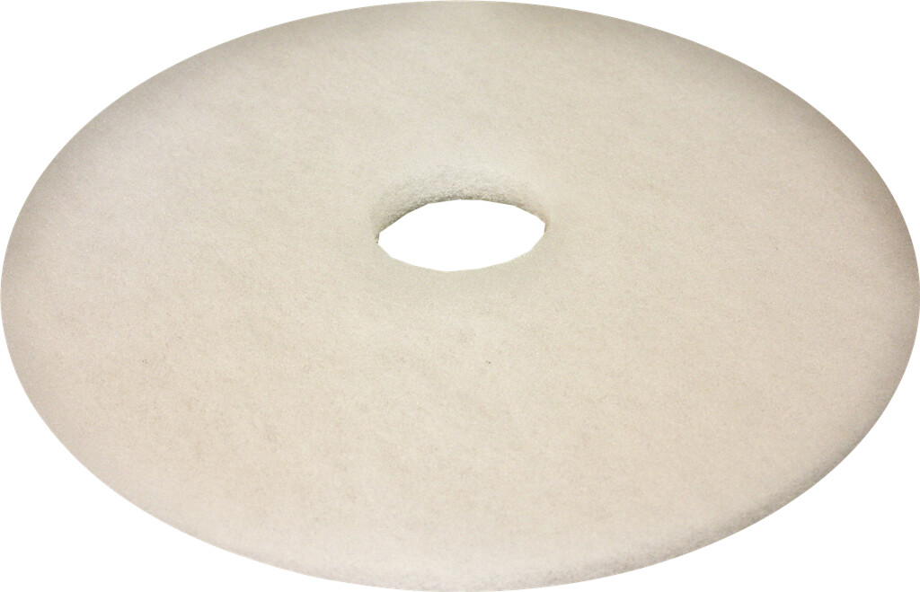 Superpad Polyester 16 Zoll, 406 mm, weiss