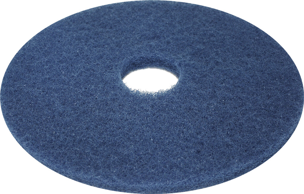 Superpad Polyester 16 Zoll, 406 mm, blau