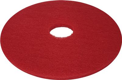 Superpad Polyester 11 Zoll, 280 mm, rot